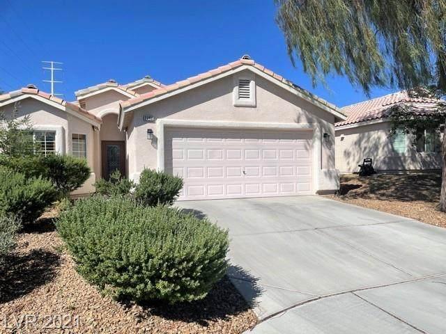 2298 Chestnut Ranch Avenue, Henderson, NV 89052 (MLS #2334055) :: Hebert Group | eXp Realty