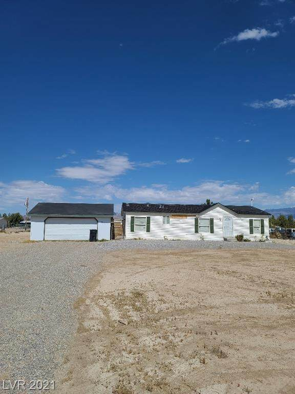 3760 W Dyer Road, Pahrump, NV 89048 (MLS #2334097) :: Vestuto Realty Group