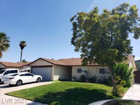 6153 Lanning Lane, Las Vegas, NV 89108 (MLS #2334143) :: Signature Real Estate Group