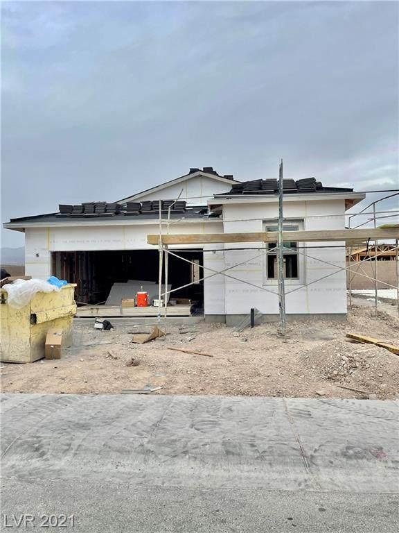 2396 Elmont Avenue, North Las Vegas, NV 89086 (MLS #2334202) :: Custom Fit Real Estate Group