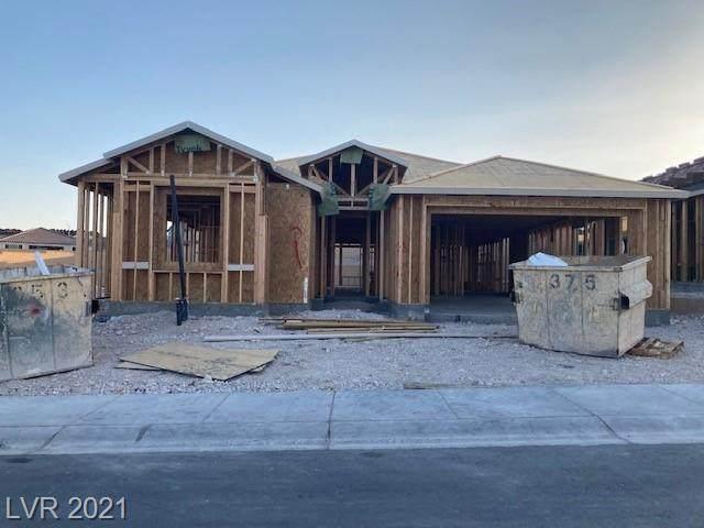 8649 Cloverbelle Street, Las Vegas, NV 89166 (MLS #2334218) :: Galindo Group Real Estate