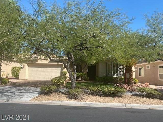 4564 Fiore Bella Boulevard, Las Vegas, NV 89135 (MLS #2334222) :: Keller Williams Realty