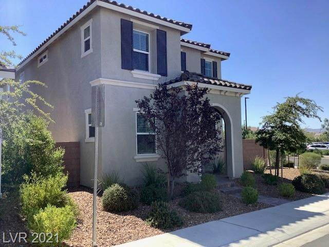 3177 Via Tellaro, Henderson, NV 89044 (MLS #2334301) :: Custom Fit Real Estate Group