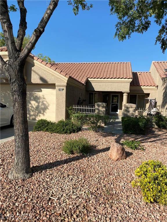 8620 Prairie Hill Drive, Las Vegas, NV 89134 (MLS #2334319) :: Signature Real Estate Group