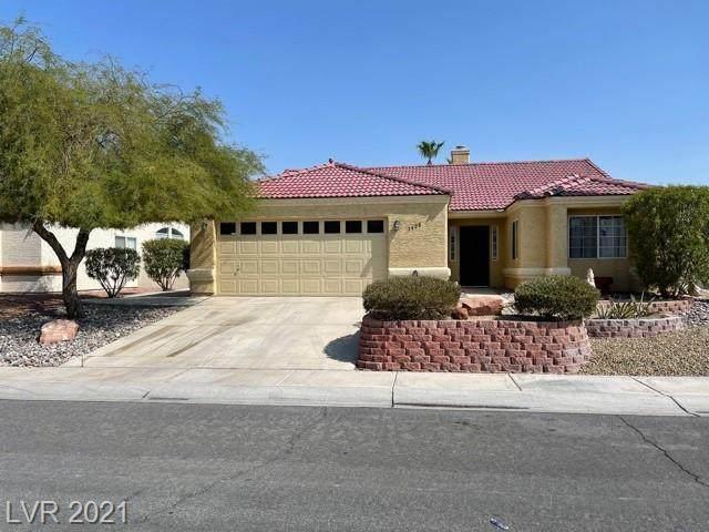 3428 Shonna Way, North Las Vegas, NV 89032 (MLS #2334464) :: Lindstrom Radcliffe Group