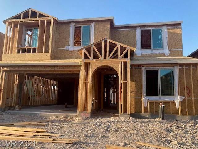 9984 Birch Knoll Avenue, Las Vegas, NV 89166 (MLS #2334551) :: Jeffrey Sabel