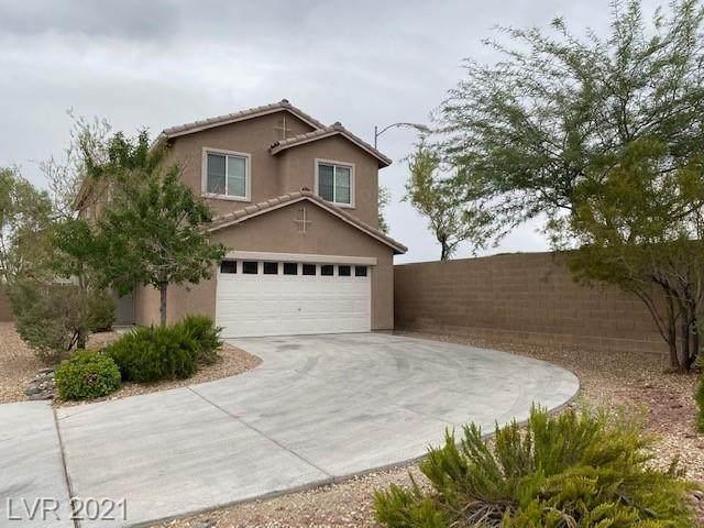6493 Blue Iris Court, Las Vegas, NV 89141 (MLS #2334631) :: Jeffrey Sabel