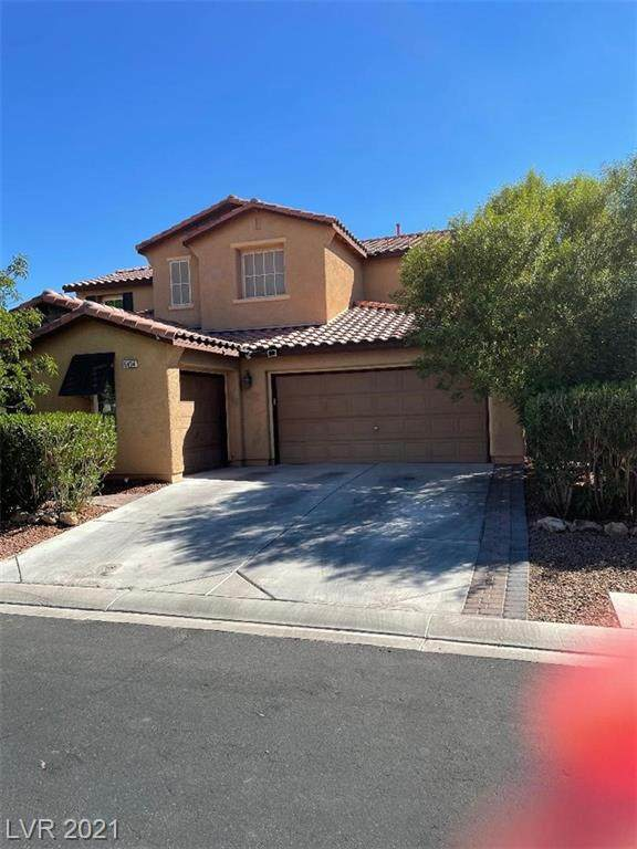 6434 Gilded Flicker Street, North Las Vegas, NV 89084 (MLS #2334840) :: Vestuto Realty Group