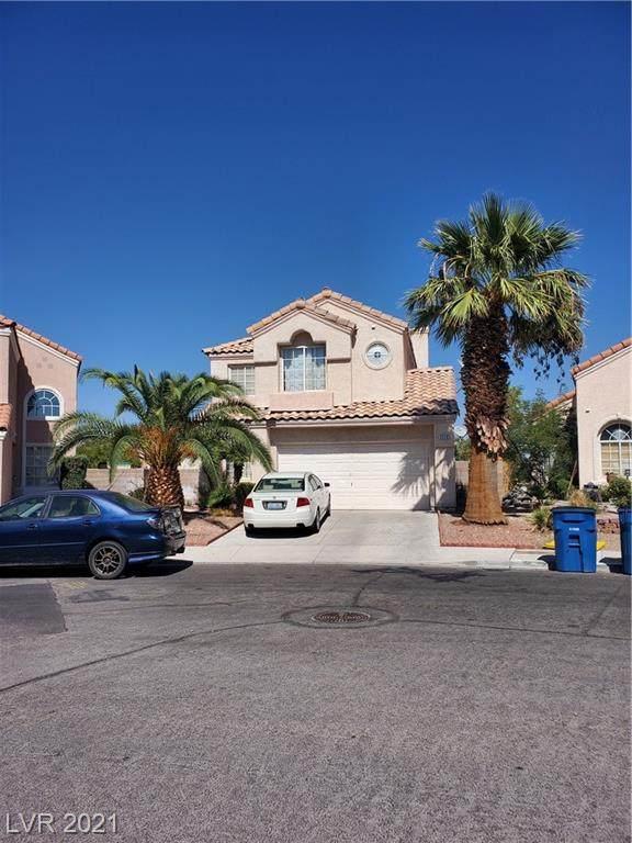 6528 Castor Tree Way, Las Vegas, NV 89108 (MLS #2334862) :: Coldwell Banker Premier Realty