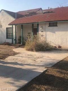 1021 Bracken Avenue, Las Vegas, NV 89104 (MLS #2335246) :: Galindo Group Real Estate