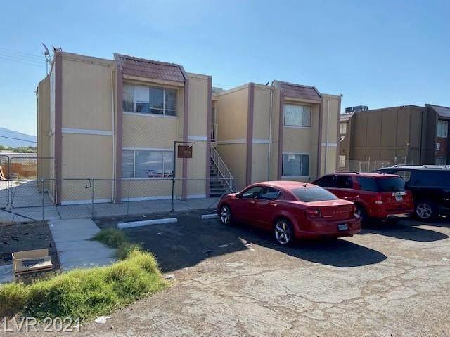 25 Gold Bar Court, Las Vegas, NV 89110 (MLS #2335345) :: 775 REALTY