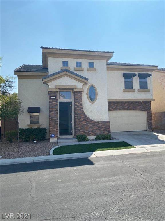 135 Tilbury Avenue, Las Vegas, NV 89123 (MLS #2335404) :: Custom Fit Real Estate Group