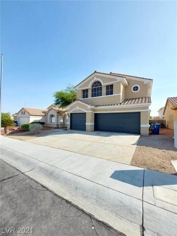 9001 Canyon Magic Avenue, Las Vegas, NV 89129 (MLS #2335441) :: Lindstrom Radcliffe Group