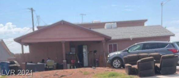 2900 Holly Hill Avenue, Las Vegas, NV 89104 (MLS #2335492) :: Galindo Group Real Estate