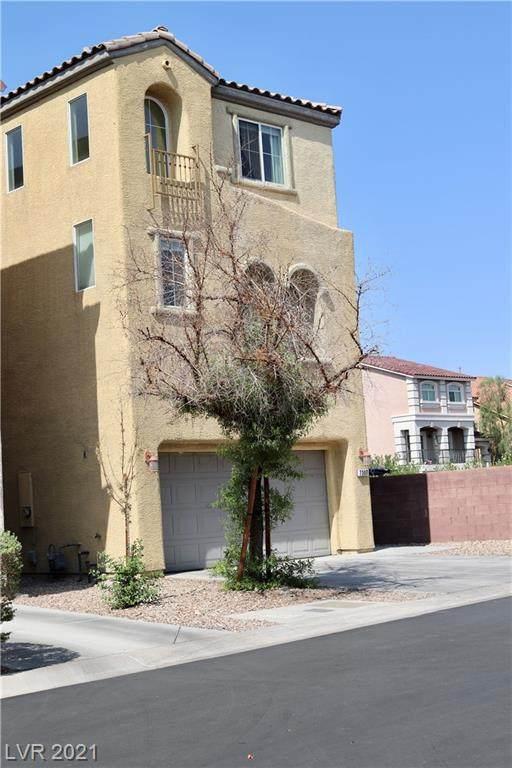 7307 San Pablin Street, Las Vegas, NV 89139 (MLS #2335646) :: Lindstrom Radcliffe Group