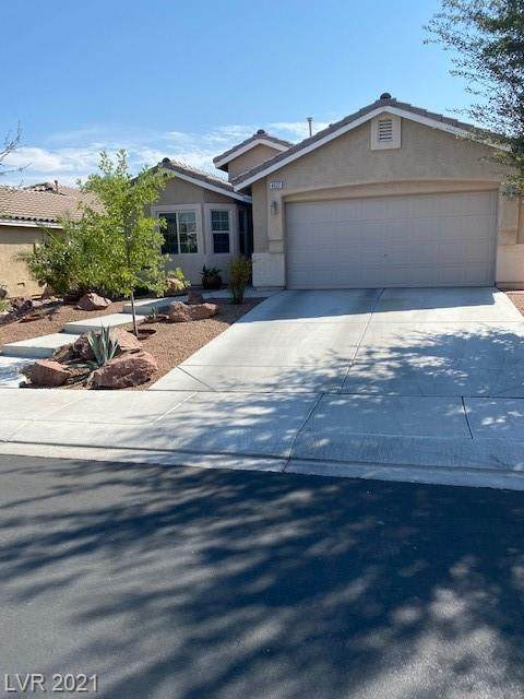 4537 Silverwind Road, North Las Vegas, NV 89031 (MLS #2335832) :: Lindstrom Radcliffe Group
