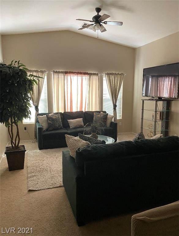 8798 Tomnitz Avenue #101, Las Vegas, NV 89178 (MLS #2335951) :: Alexander-Branson Team | Realty One Group