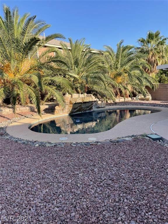 8040 Villa Rosarito Street, Las Vegas, NV 89131 (MLS #2336036) :: Jeffrey Sabel