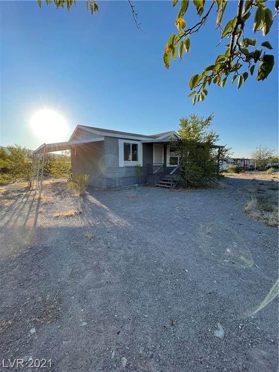 208 Wilson Way, Alamo, NV 89001 (MLS #2336120) :: Coldwell Banker Premier Realty