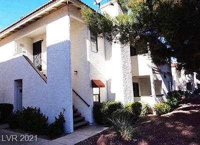 6641 W Tropicana Avenue #201, Las Vegas, NV 89103 (MLS #2336222) :: The TR Team