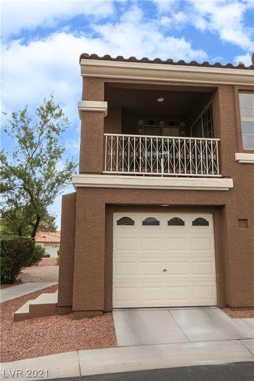 5445 Shay Mountain Place #202, Las Vegas, NV 89149 (MLS #2336406) :: The Chris Binney Group | eXp Realty