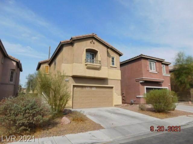 6043 Clovelly Street, North Las Vegas, NV 89081 (MLS #2336624) :: Keller Williams Realty