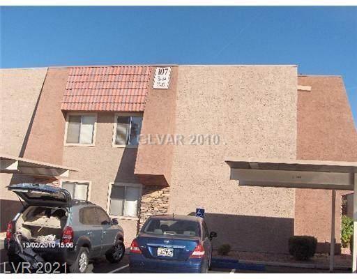 4340 Sandy River Drive #78, Las Vegas, NV 89103 (MLS #2336706) :: Keller Williams Realty