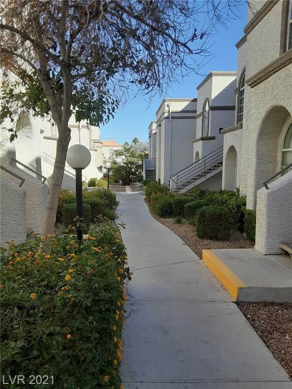 3150 Soft Breezes Drive #1044, Las Vegas, NV 89128 (MLS #2337310) :: Alexander-Branson Team | Realty One Group