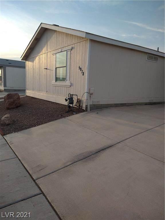5938 Cardinal Rose Lane, Las Vegas, NV 89122 (MLS #2337802) :: Hebert Group | eXp Realty