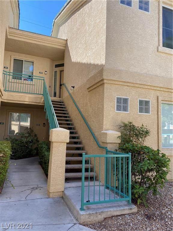 5155 W Tropicana Avenue #2008, Las Vegas, NV 89103 (MLS #2338079) :: 775 REALTY