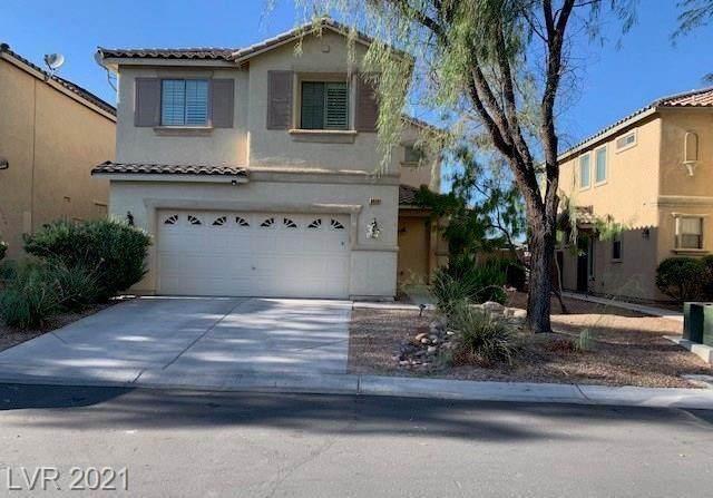3476 Bella Valencia Court, Las Vegas, NV 89141 (MLS #2338225) :: Jeffrey Sabel