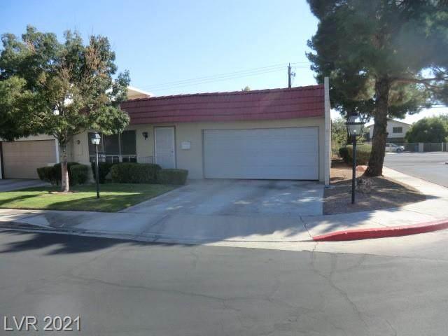 3796 Centennial Street, Las Vegas, NV 89121 (MLS #2338613) :: Jeffrey Sabel