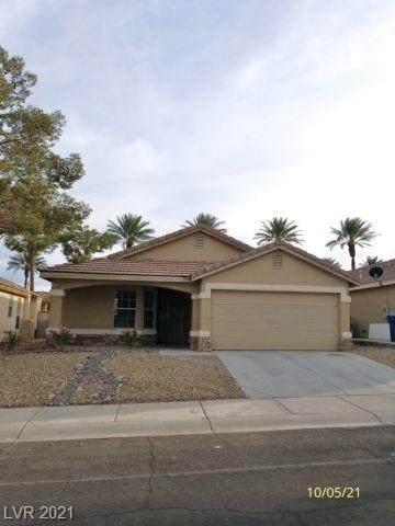 8309 Alder Meadows Avenue, Las Vegas, NV 89131 (MLS #2340491) :: The TR Team