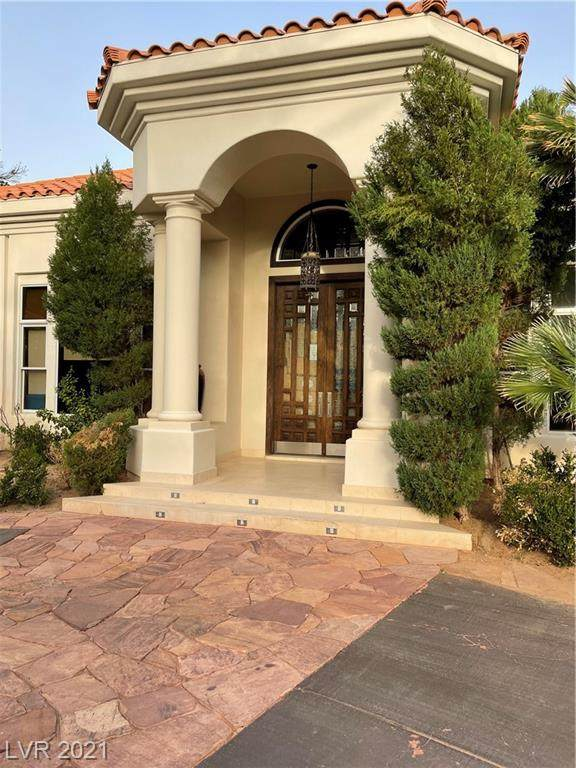 6980 Monte Rosa Avenue, Las Vegas, NV 89120 (MLS #2341142) :: Keller Williams Realty