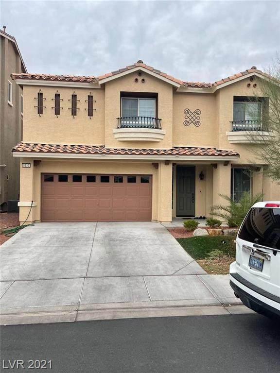 8112 Crimson Creek Court, Las Vegas, NV 89139 (MLS #2341148) :: Coldwell Banker Premier Realty