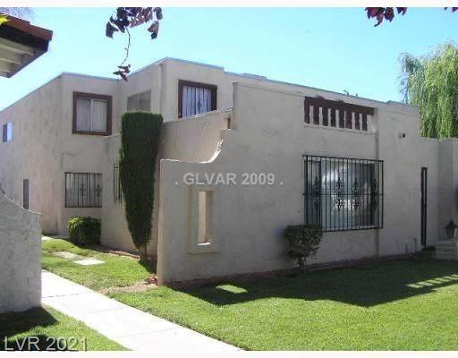 4627 Monterey Circle #2, Las Vegas, NV 89169 (MLS #2341152) :: Jeffrey Sabel