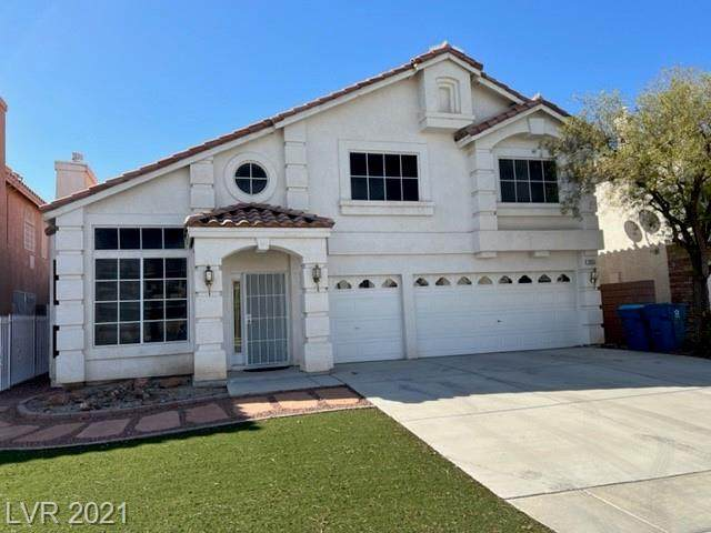 7925 Coronado Coast Street, Las Vegas, NV 89139 (MLS #2341207) :: Coldwell Banker Premier Realty