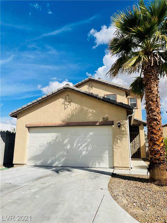 4230 English Walnut Court, Las Vegas, NV 89115 (MLS #2341310) :: Custom Fit Real Estate Group