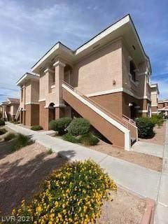 700 Carnegie Street #4514, Henderson, NV 89052 (MLS #2341313) :: Alexander-Branson Team | Realty One Group
