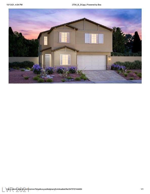 5637 Lowell Cliff Street, North Las Vegas, NV 89081 (MLS #2341700) :: Coldwell Banker Premier Realty