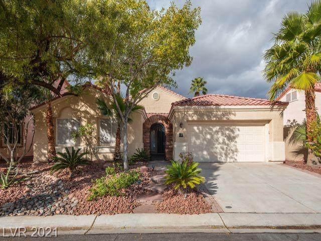1605 Mountain Breeze Court, Las Vegas, NV 89128 (MLS #2341974) :: Hebert Group   eXp Realty