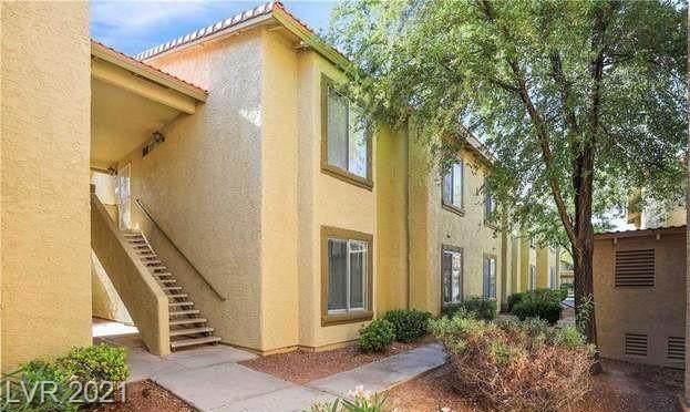 7200 Pirates Cove Road #1008, Las Vegas, NV 89145 (MLS #2342071) :: Keller Williams Realty