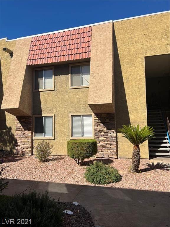 5440 River Glen Drive #394, Las Vegas, NV 89103 (MLS #2342215) :: The TR Team