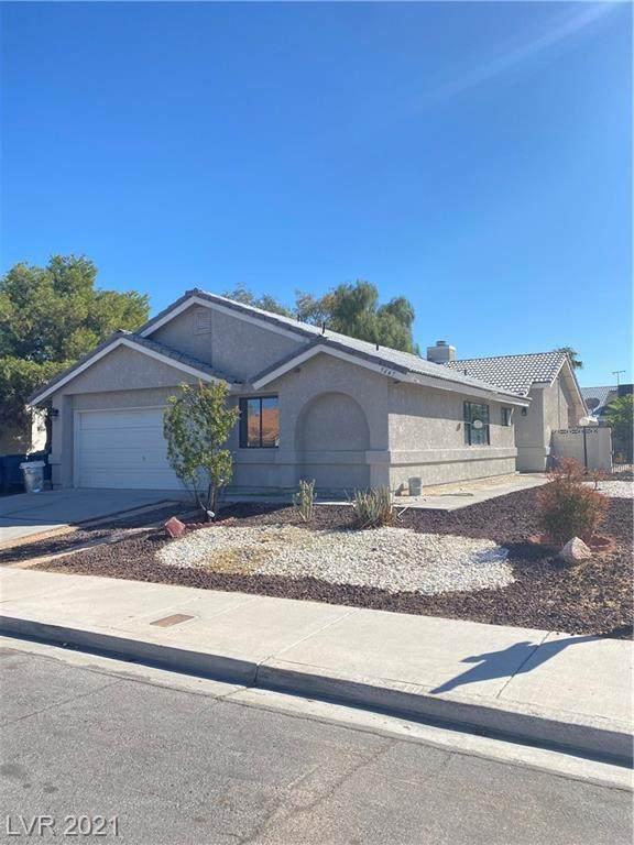 5645 W Viking Road, Las Vegas, NV 89103 (MLS #2342309) :: Lindstrom Radcliffe Group