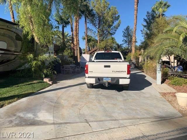 8175 Arville Street #85, Las Vegas, NV 89139 (MLS #2342427) :: Coldwell Banker Premier Realty