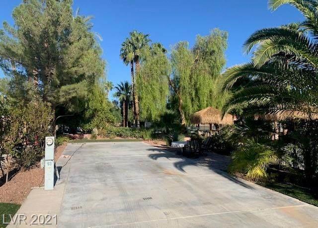 8175 Arville Street #93, Las Vegas, NV 89139 (MLS #2342429) :: The Chris Binney Group | eXp Realty