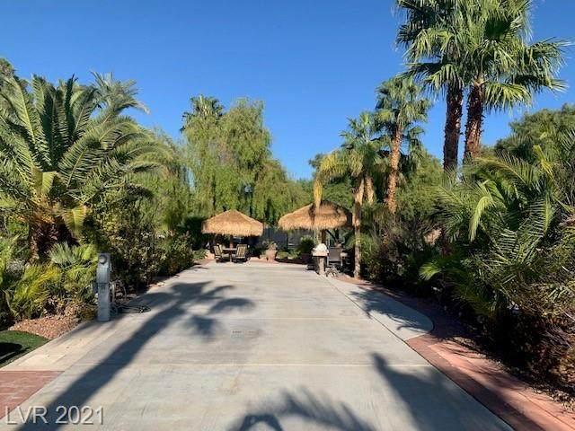 8175 Arville Street #94, Las Vegas, NV 89139 (MLS #2342431) :: The Chris Binney Group | eXp Realty