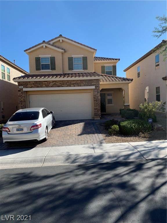 506 Eagle Glen Road, Las Vegas, NV 89148 (MLS #2342569) :: DT Real Estate