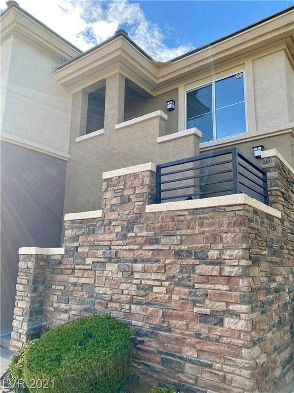 800 Peachy Canyon Circle #204, Las Vegas, NV 89144 (MLS #2342583) :: The Chris Binney Group | eXp Realty