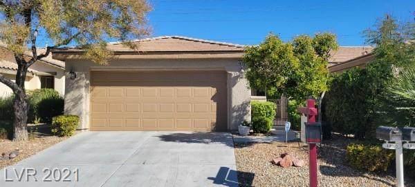 4850 Regalo Bello Street, Las Vegas, NV 89135 (MLS #2342642) :: The Wright Group